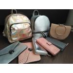 Клатчи, сумки, кошельки,косметички