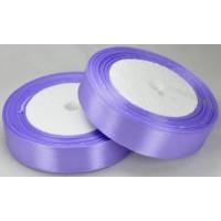 04А20-8 Лента атласная 2см 10шт фиолетовый