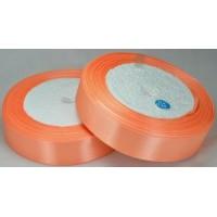 06А20-14 Лента атласная 2см 10шт розово-оранжевый