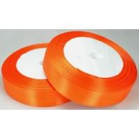 06А20-22 Лента атласная 2см 10шт красно-оранжевый