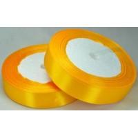 06А20-32 Лента атласная 2см 10шт оранжевый