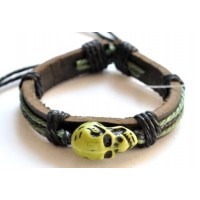 СБ998-9 Браслет коричнево-зеленый