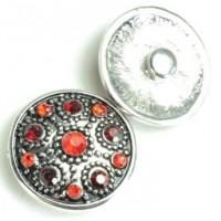 СБЧ1600-3 Кнопка чанка для браслета Noosa Ф2см
