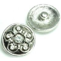 СБЧ1600-5-6-15 Кнопка чанка для браслета Noosa