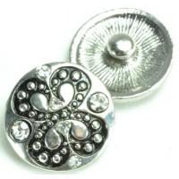 СБЧ1600-5-6-21 Кнопка чанка для браслета Noosa