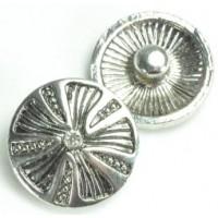 СБЧ1600-5-6-4 Кнопка чанка для браслета Noosa