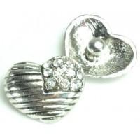 СБЧ1600-5-6-6 Кнопка чанка для браслета Noosa