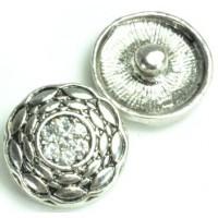 СБЧ1600-5-6-9 Кнопка чанка для браслета Noosa