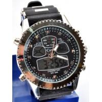 Часы Cussi 167-1 диаметр корпуса 4,5см, ремешок силиконовый