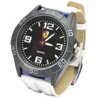 Часы Ferrari95-8-3 кварцевые диаметр корпуса 5см, ремешек кожзам