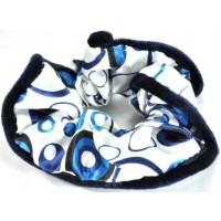 Р1050-1 Резинка тканевая синяя