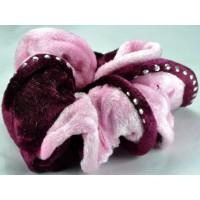 Р1625-7 Резинка бордово-розовая