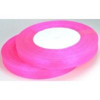Ш12-2 Лента органза 1,2см ультра-розовая
