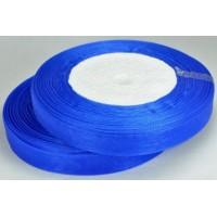 Ш12-6 Лента органза 1,2см синяя