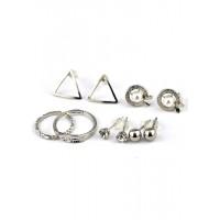 СГН2995-5 Набор серьги 4пары+кольца 2шт