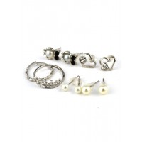 СГН2995-7 Набор серьги 4пары+кольца 2шт