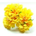 Цветочки, тычинки и бусины