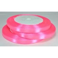 05А07-56 Лента атласная 7мм 10шт розовый конфитюр 23м