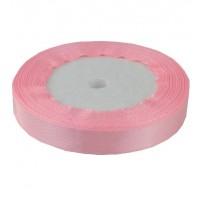 03А12-11 Лента атласная 1,2см 10шт розовая вишня