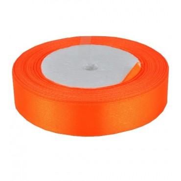 06А20-17 Лента атласная 2см 10шт ультра-оранжевый