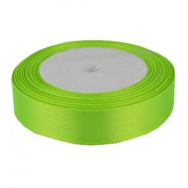 03А20-2 Лента атласная 2см 10шт ультра-зеленый