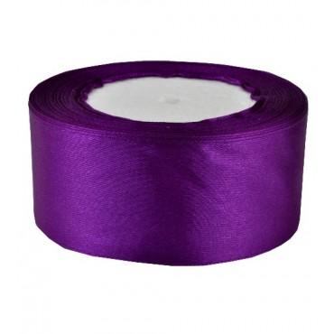 05А38-53 Лента атласная 3,8см 5шт фиолетовая 35