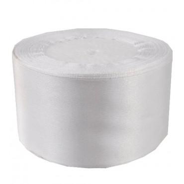 01А48-1 Лента атласная 4,8см 4шт  белая