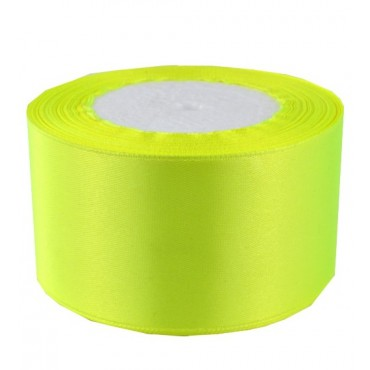 04А48-20 Лента атласная 4,8см 4шт ультра зеленый