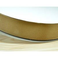 Лента репс 25мм коричневый ЛР25-0060
