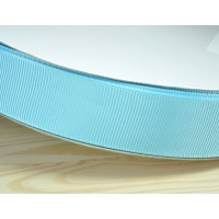 Лента репс 25мм 91м голубая ЛР25-0062