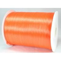 А03-10 Лента атласная 3мм оранжевая 796м