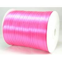 А03-23 Лента атласная 3мм розовая 796м