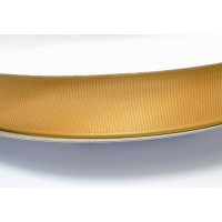 ЛР20-0097 Лента репс 25мм золото 91м