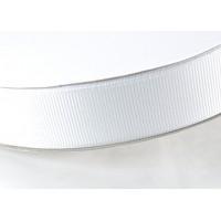 Лента репс 25мм 91м белая ЛР25-0001