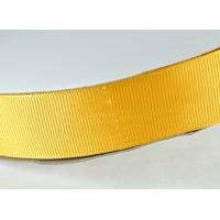 Лента репс 25мм 91м золотистый ЛР25-0016
