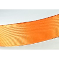Лента репс 25мм 91м оранжевая  ЛР25-0024