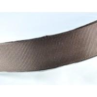 Лента репс 25мм 91м коричневая ЛР25-0850