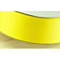 Лента репс 4см 91м желтая ЛР40-15