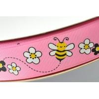 ЛП р25-5 розовая пчелка репс репс 10м