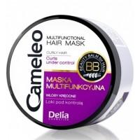 D CAMELEO Мультифункциональная маска для волос - Контроль над кудрями