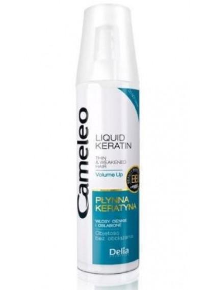 D CAMELEO Рідкий кератин - Об єм волосся (5922) - DELIA