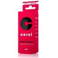 D Coral  – 3-фазна  олія для нігтів 11 мл (6042)