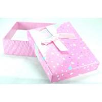 Коробка 47301 7*9 см св-розовая