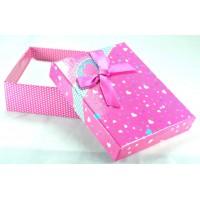 Коробка 47301 7*9 см розовая