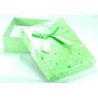 Коробка 47301 7*9 см зеленая