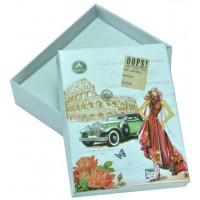 Коробка 6-394 Города 7х9см Рим