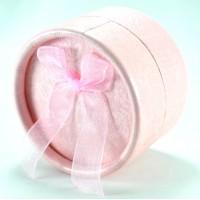 Коробка 6-424 круглые Ф5,5см розовая