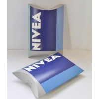 "Коробка-конверт ""NIVEA"" размер 20х14"