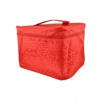 Арт 6046-5 Косметичка чемодан 25х18,5х17,5см