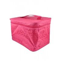 Арт 6046-7 Косметичка чемодан 25х18,5х17,5см